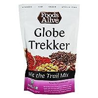 Foods Alive - Organic Raw Globe Trekker Trail Mix 8 Oz. 179850