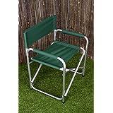 Redwood BB-FC108 directores silla de aluminio