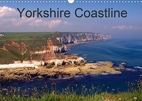 Yorkshire Coastline (Wall Calendar 2020 DIN A3 Landscape): From Spurn Peninsula to Robin Hoods Bay, The Yorkshire Coast in Colour. (Monthly calendar, 14 pages ) (Calvendo Nature) -