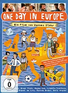 One Day in Europe [Import allemand]
