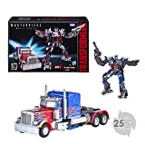 Transformers-C0893-Masterpiece-Miniaturfigurzum 10. Jubiläum der erfolgreichen Kinofilmreihe -Optimus Prime