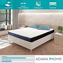 Adara Home Viscoprix - Colchón Viscoelástico 80x180 - Calidad/Precio ...