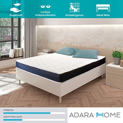 Adara Home Viscoprix - Colchón Viscoelástico 90x180 - Calidad/Precio - 16cm Altura