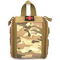 GXYCP Medizinische Tasche Auto Camouflage Erste-Hilfe-Kit Molle Multifunktions Outdoor Zubehör Tasche,Mc preisvergleich bei billige-tabletten.eu