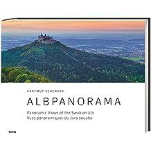 Albpanorama: Atemberaubende Fotografien von der Schwäbischen Alb. Panoramic Views of the Swabian Alb - Vue panoramiques du Jura souabe