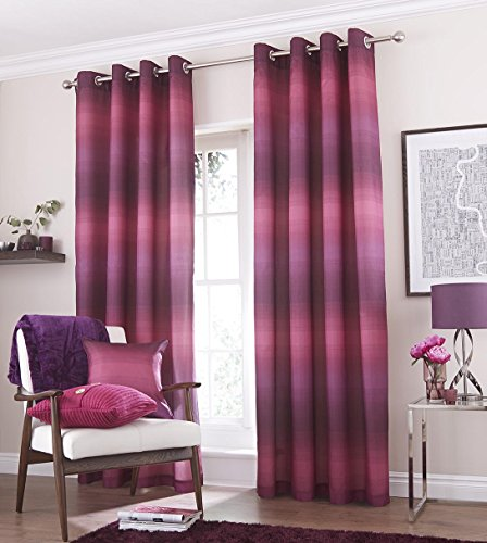 catherine-lansfield-graded-stripe-curtains-46x72-plum