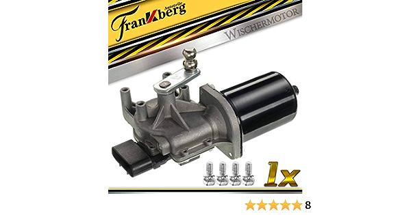 Wischermotor Scheibenwischermotor Vorne f/ür Jumper Ducato Boxer 2002-2020 77364111