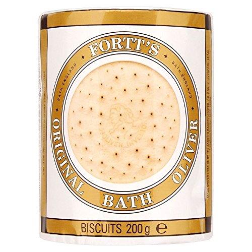 Preisvergleich Produktbild Fortt 's Original Bad Oliver Kekse (200g)
