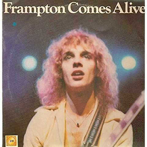 FRAMPTON COMES ALIVE VINYL DBLE LP[AMLM63703]1976 PETER FRAMPTON