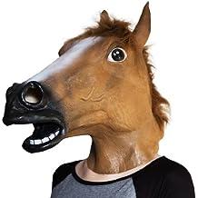 Maschera da Testa di cavallo
