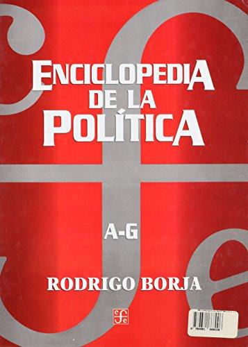 Enciclopedia de la politica A-Z
