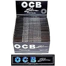 OCB - Conjunto de 50 librillos de papel de fumar tamaño grande
