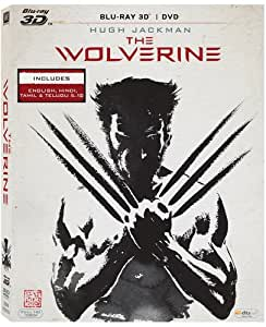The Wolverine (Blu-ray 3D & DVD) (2-Disc)