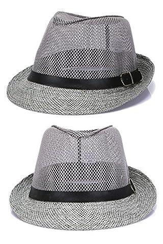 Ruban Pour Chapeau - Fletion Anti-UV Chapeau de paille Chapeau brun