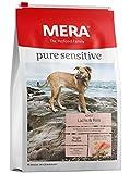 Mera Dog 39039 pure Lachs und Reis 12,5 kg - Hundefutter