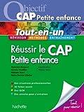 Image de Tout-en-un - Réussir le CAP petite enfance - Ed.2011