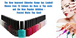 Bluesky Shinerlac UV/LED Soak Off Gel Polish