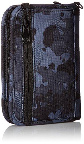 Pacsafe RFIDsafe V150 - kompakte Brieftasche (black) grau