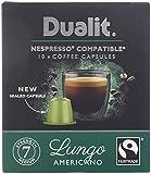 Dualit NX Lungo Americano Medium Coffee Pod Capsules x 10