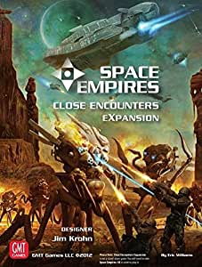 GMT - Space Empires Extension : Close Encounters