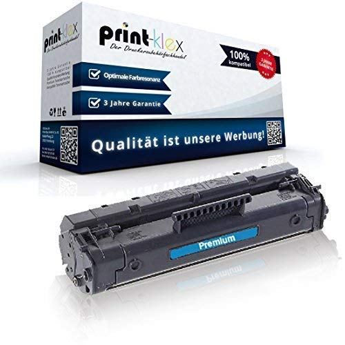 Print-Klex Kompatible Tonerkartusche für HP LaserJet 1100 LaserJet1100A LaserJet1100ASE LaserJet1100AXI LaserJet1100SE C 4092a HP92a HP 92a