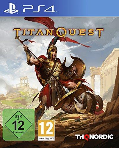 Titan Quest [PlayStation 4] -