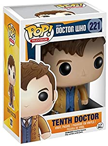 Doctor Who 10th Doctor Vinyl Figure 221 Collector's figure