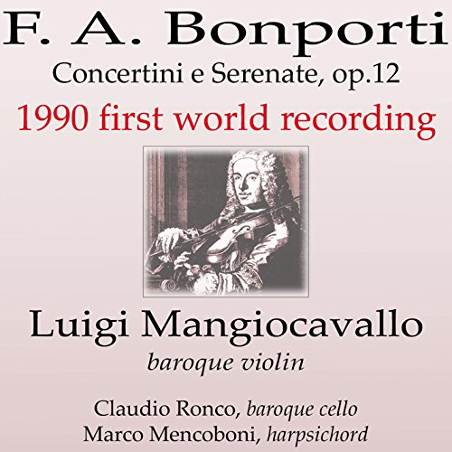 Serenata No. 6 in A Major, Op. 12: Chiusa