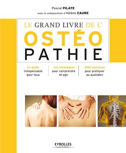 Le grand livre de l'ostopathie