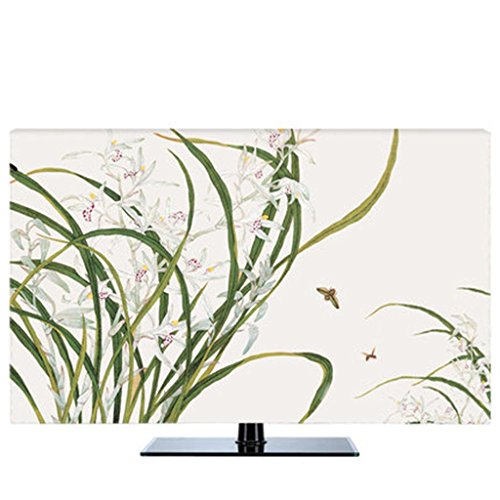 TV Cover Dust Cover 32 55 65 Inches Liquid Crystal Cover Cloth Hanging TV Cover   55 inches   d