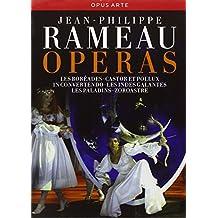 Jean - Philippe Rameau. Operas: Les Boréades + Castor Et Pollux + In Convertendo