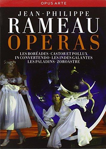 Bild von Jean-Philippe Rameau - Operas [11 DVDs]
