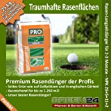 Premium Rasendünger Langzeit 2-3 Mon. Für traumhafte Rasenflächen. Unser Bester!