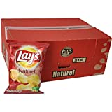 Lays Holland Chips Naturel 20 x 40g