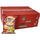 Lays Holland Chips Naturel 20 x 40g