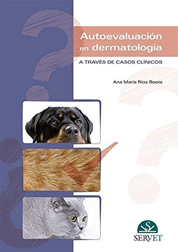 Autoevaluación en dermatología - Libros de veterinaria - Editorial Servet