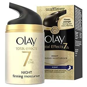 Olay Total Effects 7-in-1 Night Anti-Ageing Moisturiser - 50 ml