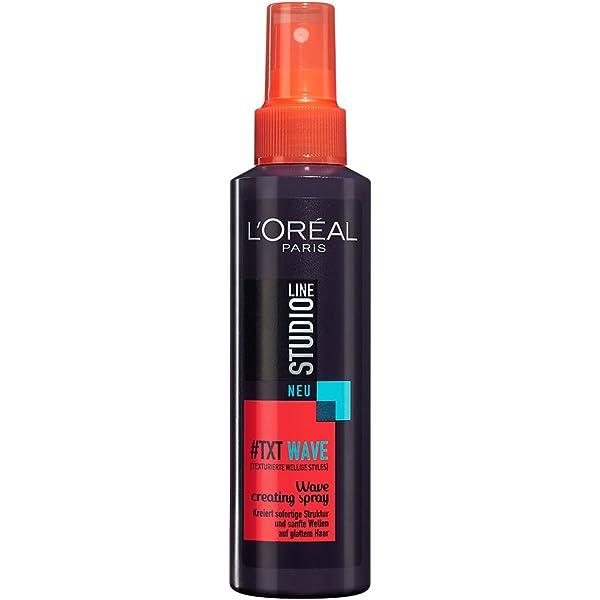 L'Oreal Paris Studio Line #TXT Wave Hairspray 150ml: Amazon