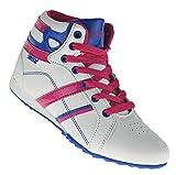 366 Hochschaft Sportschuhe Turnschuhe Sneaker Schnürschuhe, Schuhgröße:40