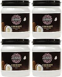 Pack Of 4 : (4 PACK) - Biona - Org Virgin Coconut Oil   800g   4 PACK BUNDLE