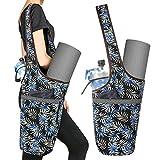 S SUNINESS Yogamatte Tasche - mit großer Tasche und Reißverschluss Tasche, passend für die meisten Größe...