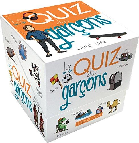 Le Quiz des garons