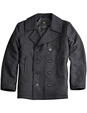 Alpha Industries Mantel Pea Coat
