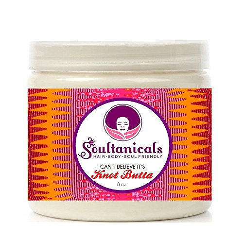 Soultanicals Can't Believe It's Knot Butta 8 oz by Soultanicals