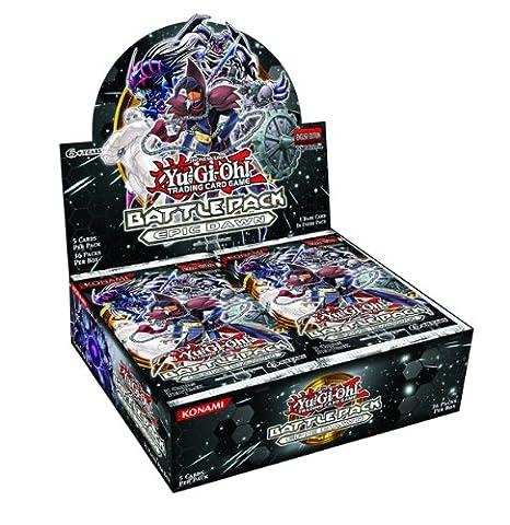 Carte Yugioh - Booster Battle Pack (5 cartes par booster)