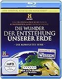 Die Wunder der Entstehung unserer Erde - Die Komplettbox (6 Blu-rays)