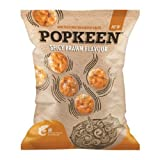 Popkeen Baked Rice Chips - Spicy Prawn Flavour 60 Grams