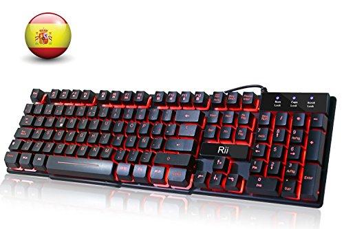 Rii RK100 Teclado Gaming