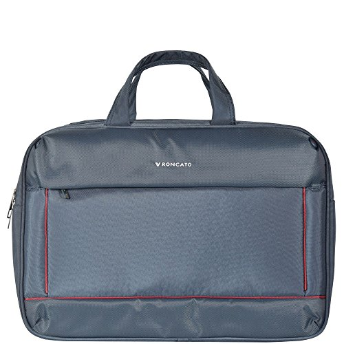 Roncato Connection cartella portadocumenti 41 cm compartimenti portatile petrol