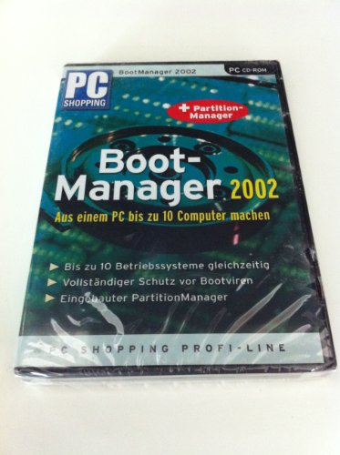 PC SHOPPING - Boot-Manager 2002 -